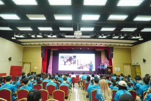中華青年民族學習交流營2021「我們眼中的澳門」總結分享會