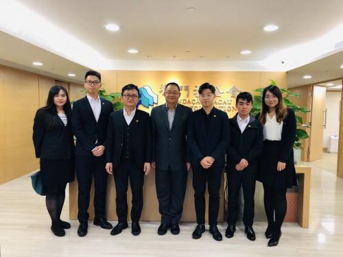 「中華青年民族學習交流營二○一九」展開行前拜訪