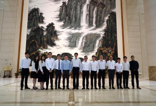 「中華青年民族學習交流營二○一九」繼續展開行前系列拜訪