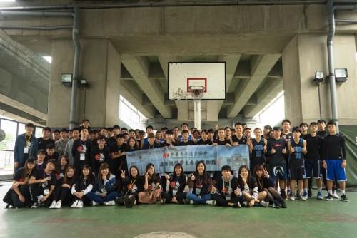 第二屆青進會在台聚腳點「青出於籃」-三人籃球賽