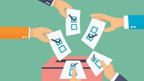 關於公佈第六屆聚腳點總幹事換屆選舉結果的通知