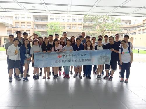 【活動】青進會台北聚腳點幹部訓練---與東華大學港澳會交流