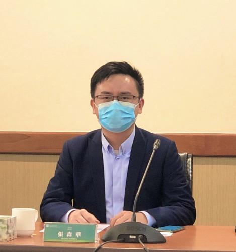 【青進會X社諮會】張森華:促請政府完善優化電子政務