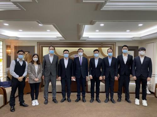 青進會繼續展開「中華青年民族學習交流營2021」系列拜訪